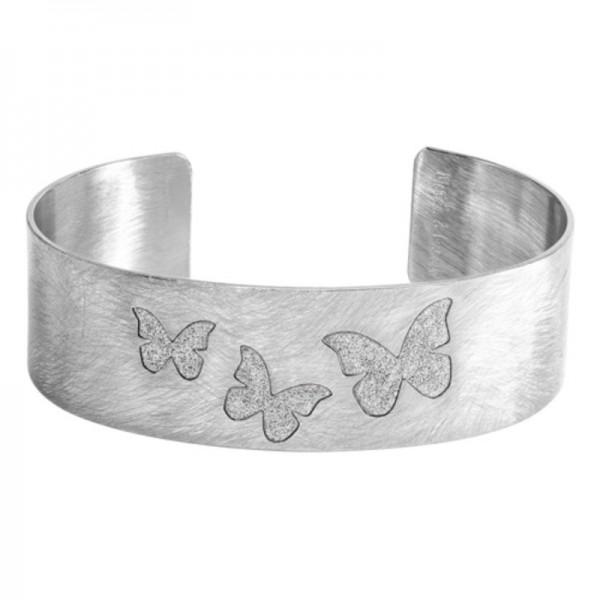 Megan&Friends Silber Butterfly MF20089-01