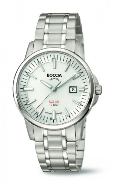 Boccia Classic SOLAR Titan 3643-03