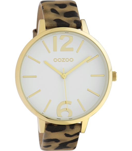 OOZOO Timepieces Kollektion bronze/black/white (g) c10210