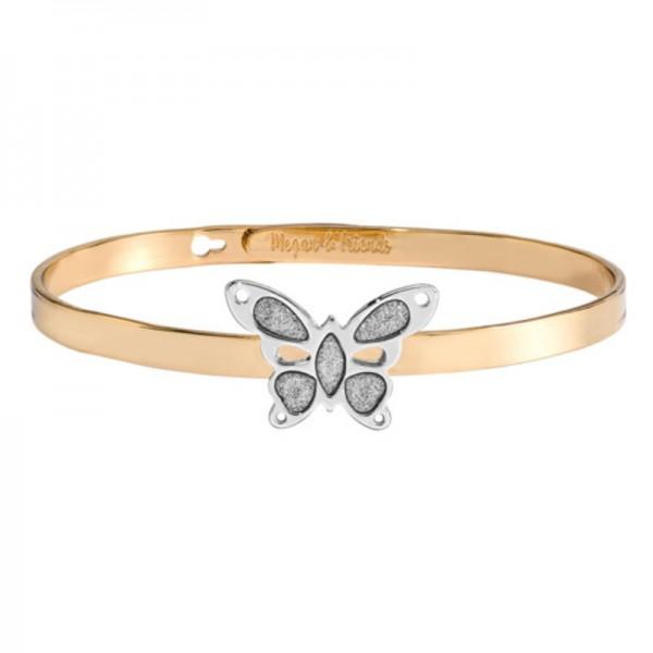 Megan&Friends gold Silber butterfly MF20095-03