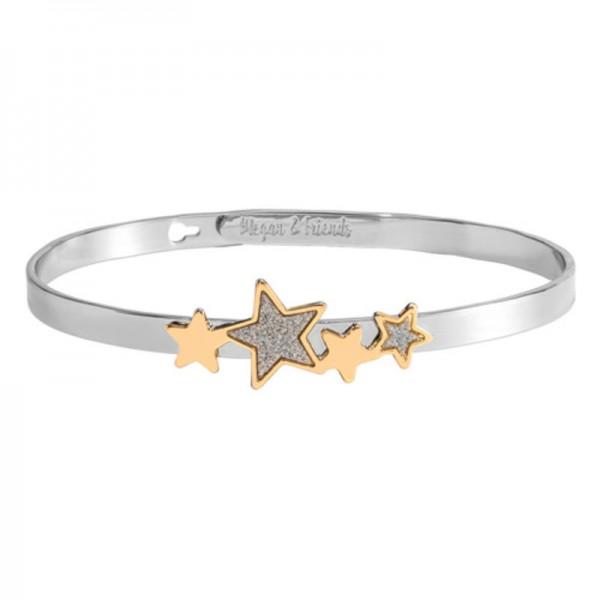 Megan&Friends Silber Gold stars MF20096-01