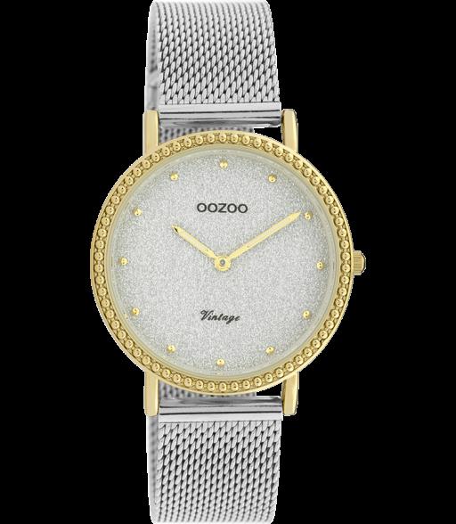 OOZOO vintage Kollektion silver/silver Glitter (g) C20053