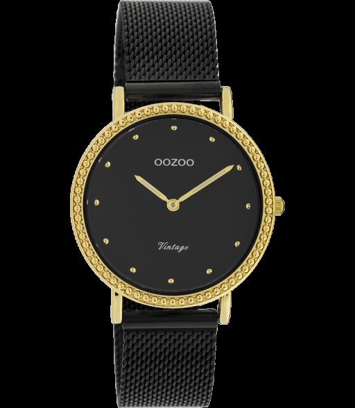 OOZOO vintage Kollektion black/black (g) C20058