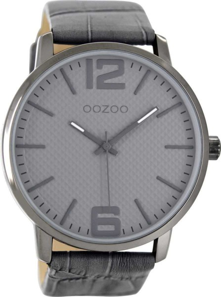 OOZOO Timepieces Kollektion grau (t) c8500