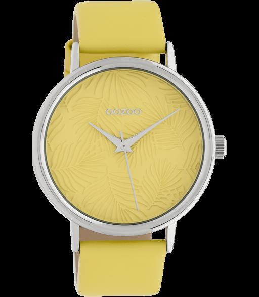 oozoo timepieces kollektion yellow c10169