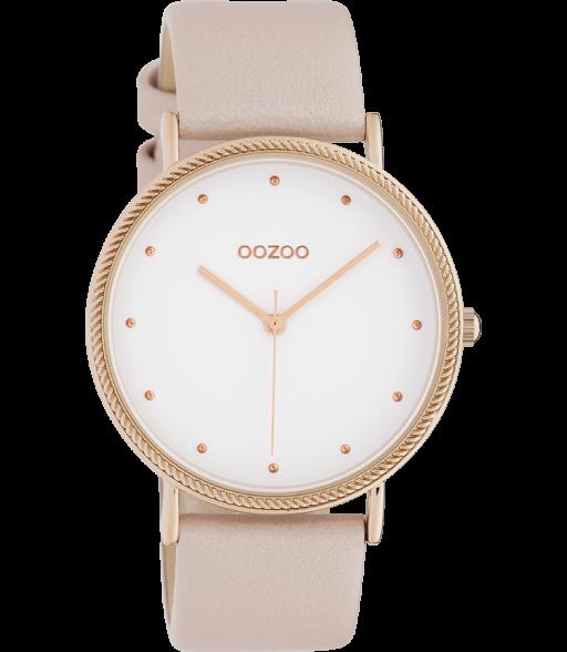 OOZOO Timepieceskollektion rose/white r c10417