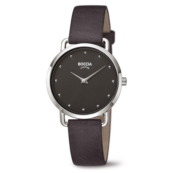 Boccia Style dunkelbraun 3314-04